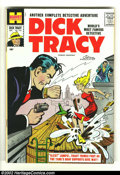Silver Age (1956-1969):Adventure, Dick Tracy #118 (Harvey, 1957) Condition: VF/NM. Here is a really nice, high-grade copy. You may never find another one this...