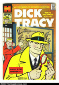 Silver Age (1956-1969):Adventure, Dick Tracy #122 (Harvey, 1958) Condition: VF/NM. What a beautiful, high-grade issue! This is a classic Harvey book, from the...