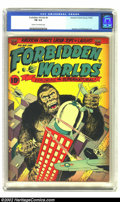 Golden Age (1938-1955):Horror, Forbidden Worlds #6 (ACG, 1952) CGC FN 6.0 Cream to off-whitepages. Al Williamson artwork. Overstreet 2002 FN 6.0 value = $...