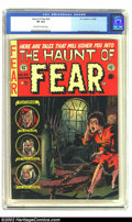 Golden Age (1938-1955):Horror, The Haunt of Fear #22 (EC, 1953) CGC VF 8.0 Off-white to whitepages. Ingels cover. Kamen, Evans, Davis, and Ingels art. Ove...