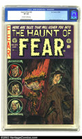 Golden Age (1938-1955):Horror, The Haunt of Fear #25 (EC, 1954) CGC VF 8.0 Off-white to whitepages. Ingels cover. Kamen, Davis, Evans, and Ingels art. Ove...