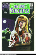 Bronze Age (1970-1979):Horror, House of Secrets #92 + Swamp Thing #1 (DC, 1971) Condition = F/VF....
