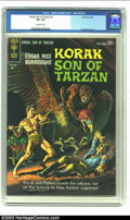 Silver Age (1956-1969):Adventure, Korak, Son of Tarzan #3 (Gold Key, 1964) CGC VF+ 8.5 Off-white pages. Russ Manning art. Overstreet 2002 VF 8.0 value = $26; ...