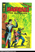 Silver Age (1956-1969):Mystery, Mandrake the Magician #1 (King Features Syndicate, 1966) Condition:FN. Overstreet 2002 FN 6.0 value = $15....