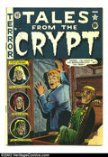 Golden Age (1938-1955):Horror, Tales From the Crypt #23 (EC, 1951) Condition: GD+. This issuesports a creepy cover by Al Feldstein, and contains interior ...