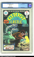 Bronze Age (1970-1979):Horror, Tales of Ghost Castle #1 (DC, 1975) CGC NM- 9.2 Off-white to whitepages. Nestor Redondo art. Overstreet 2002 NM 9.4 value =...