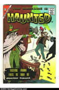 Silver Age (1956-1969):Horror, This Magazine Is Haunted (second series) v2 #15 File Copy(Charlton, 1958) Condition: FN+. Overstreet 2002 FN 6.0 value =$2...