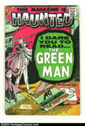 Silver Age (1956-1969):Horror, This Magazine Is Haunted (second series) v2 #14 File Copy(Charlton, 1957) Condition: VG/FN. Steve Ditko cover and art.Over...