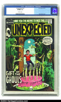 Bronze Age (1970-1979):Horror, Unexpected #124 (DC, 1971) CGC VF/NM 9.0 Off-white pages. NealAdams cover. Overstreet 2002 NM 9.4 value = $25. ...