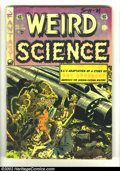 Golden Age (1938-1955):Science Fiction, Weird Science #17 River City pedigree (EC, 1953) Condition: VG- .Wood cover. Kamen, Orlando, and Wood art. Overstreet 2002 ...