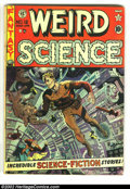 Golden Age (1938-1955):Horror, Weird Science Low Grade Group (EC, 1952) Average Condition: GD.Group consists of issues #12 (GD), #13 (GD), and #14 (FR). W...
