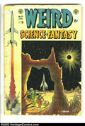 Golden Age (1938-1955):Science Fiction, Weird Science-Fantasy Low Grade Group (EC, 1954) Average Condition:FR. Issues #24-#26 with covers by Feldstein (#24 and #26...