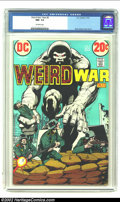 Bronze Age (1970-1979):War, Weird War Tales #8 (DC, 1972) CGC NM- 9.2 Off-white pages. Neal Adams cover and art. CGC-highest grade for this issue to dat...