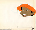 Original Comic Art:Miscellaneous, Animation Cel for Fat Albert - Rudy #2 (undated). ...