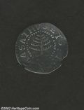1652 SHILNG Pine Tree Shilling, Small Planchet Fine 12 Severely Clipped Uncertified. Noe-26.2, Crosby 15-O, High R.5. 64...