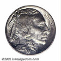 Proof Buffalo Nickels: , 1913 5C Type Two PR66 PCGS. Scarcer than its similarly ...
