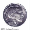 Proof Buffalo Nickels: , 1936 5C Type Two--Brilliant Finish PR67 PCGS. The fields ...