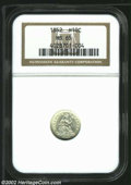 Seated Half Dimes: , 1852 H10C MS65 NGC. A needle-sharp Gem that has a hint of ...