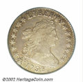 Early Dimes: , 1796 10C VF35 PCGS. JR-1, R.3. An earlier die state with ...