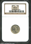 Bust Dimes: , 1835 10C MS63 NGC. JR-5, R.1. Block 8 in date. Well ...