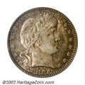 Barber Quarters: , 1903-O 25C MS65 PCGS. The '03-O is not one of the more ...