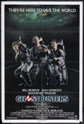 "Movie Posters:Comedy, Ghostbusters (Columbia, 1984). One Sheet (27"" X 41""). Comedy.Starring Bill Murray, Dan Aykroyd, Sigourney Weaver, Harold Ra..."