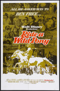 "Movie Posters:Adventure, Ride a Wild Pony (Buena Vista, 1975). One Sheet (27"" X 41"") andLobby Cards Set of 9 (11"" X 14""). Adventure/Family. Starring...(Total: 10 Items)"