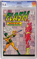Silver Age (1956-1969):Superhero, The Flash #126 (DC, 1962) CGC NM 9.4 Cream to off-white pages....