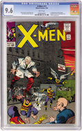Silver Age (1956-1969):Superhero, X-Men #11 (Marvel, 1965) CGC NM+ 9.6 White pages....