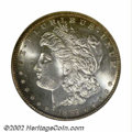 Morgan Dollars: , 1887-S $1 MS65 NGC. The only recorded quantities of Mint ...