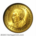 Commemorative Gold: , 1904 G$1 Lewis and Clark MS66 PCGS. An Act of Congress ...
