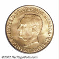 Commemorative Gold: , 1916 G$1 McKinley MS66 PCGS. There is not a single ...
