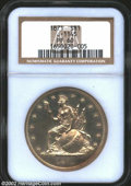 Patterns: , 1871 $1 Dollar, Judd-1145, Pollock-1287, R.7, PR60 NGC. ...