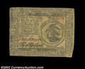Colonial Notes:Continental Congress Issues, Continental Currency November 29, 1775 $3 Choice Very Fine.