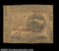 Colonial Notes:Continental Congress Issues, Continental Currency November 29, 1775 $4 About New. Well ...