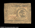 Colonial Notes:Continental Congress Issues, Continental Currency July 22, 1776 $3 Fine. We are lucky ...