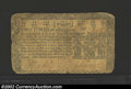 Colonial Notes:Maryland, April 10, 1774, $2/3, Maryland, MD-65, Fine. This is a ...