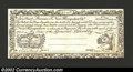 Colonial Notes:New Hampshire, April 3, 1755 Redated June 1, 1756, 6d, New Hampshire, NH-89, ...