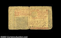 Colonial Notes:New Jersey, New Jersey April 16, 1764 L3 Choice Fine. Utterly ...