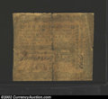 Colonial Notes:Pennsylvania, April 3, 1772, 2s, Pennsylvania, PA-156, VG. A wholly intact ...