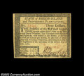 Colonial Notes:Rhode Island, Rhode Island July 2, 1780 $3 Gem New. Fully signed on both ...