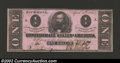 Confederate Notes:1863 Issues, 1863 $1 Clement C. Clay, T-62, CU....