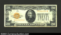 Small Size:Gold Certificates, Fr. 2402 $20 1928 Gold Certificate. Extremely Fine.