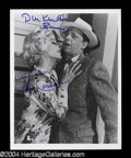 Autographs, The Andy Griffith Show Signed Photograph