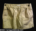 Autographs, Selma Blair Screen Worn Skirt from Cruel Intentions