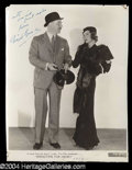 Autographs, Nigel Bruce Rare Signed Photograph