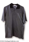 "Autographs, Robert De Niro ""15 Minutes"" Screen Worn Shirt"