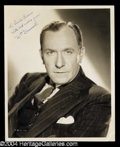 Autographs, William Demarest Signed Photograph