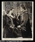 Autographs, Errol Flynn Vintage Signed Photo