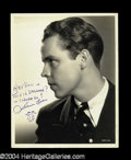 Autographs, Arthur Lake Great Signed Photo